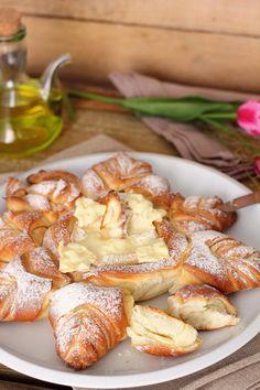 Kanela y Limón: Pan con camembert