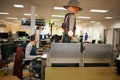 Life Inside Facebook's Headquarters