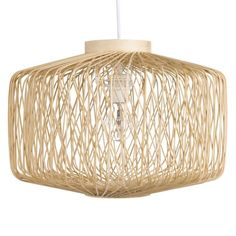 Bamboo Pendant Light on Maisons du Monde. Take your pick from our furniture and accessories and be inspired! Bamboo Pendant Light, Balcony Furniture, Dining Sofa, Trending Decor, Bamboo Ceiling, Light, Recessed Ceiling Lights, Spring Summer Decor, Hallway Furniture