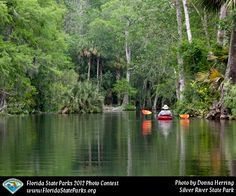 Florida State Parks Annual Photo Contest 2012