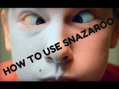 (44) Applying and sealing SNAZAROO - YouTube