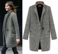 Mode femme on Pinterest | Trench Coat Women European Fashion and