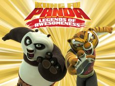 Watch Kung Fu Panda: Legends of Awesomeness - A Tigress Tale Online S2E17