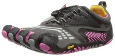 Vibram Fivefingers Womens Komodosport LS Athletic Shoes 38 M EU GreyBlackPink *** You can get more details by clicking on the affiliate link Amazon.com.