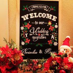 クリスマスウェディングの可愛いデコレーションアイデア10選* | marry[マリー]