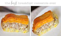 The Best Breakfast Casserole Ever
