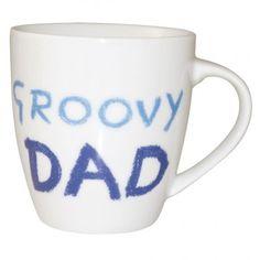 #JamieOliver #CheekyMug #GroovyDad http://www.palmerstores.com/product/jamie-oliver-cheeky-mug-groovy-dad/820/