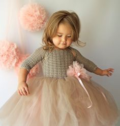 These boleros are perfect accompaniment to any of our dresses to provide more coverage and a totally different look. The shrug comes in a dress matching color and is 3/4 sleeve length. These boleros can keep your little one warm without detracting from a special occasion dress. A lovely finishing touch for a party outfit. It looks lovely with tanks and jeans! It is made in super soft and smooth stretch yarn %90 Premium Mikro Akrylic, %10 Polyester You can make it in dresss matching...