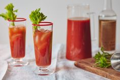 A better Bloody Mary is easy with a few pantry basics, including one very important alternative to tomato juice.