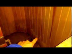 Вентиляция Басту в бане