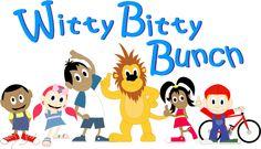 The Witty Bitty Bunch Bundle  by Quackenworth
