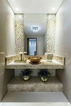 Banheiro Bathroom Design Luxury, Bathroom Design Small, Home Interior Design, Interior Livingroom, Rustic Bathrooms, Modern Bathroom, Ideas Baños, Washbasin Design, Guest Toilet