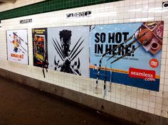 """Wolverine"" ""Director's Cut"" by Poster Boy NYC. 