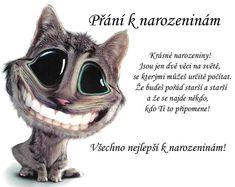Přání k narozeninám obrázky, citáty a animace pro Facebook - ObrazkyAnimace.cz