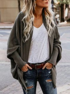 Flawless Summer Outfits Ideas For Slim Women That Looks Cool - Oscilling Outfits Casual, Fall Outfits, Summer Outfits, Cute Outfits, Fashion Outfits, Fashion Ideas, Fashion Boots, Work Fashion, Unique Fashion
