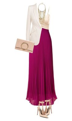 """""""Pleats, Please"""" by marion-fashionista-diva-miller ❤ liked on Polyvore featuring Tom Ford, J.TOMSON, Alexander McQueen, BaubleBar and pleatedskirts"""