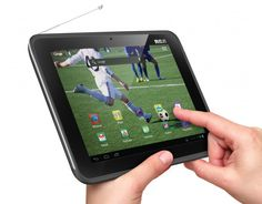 RCA Mobile TV Tablet is an Android Tablet with 130 TV Stations!