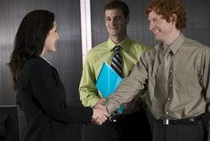 Go beyond a good first impression   USA TODAY College