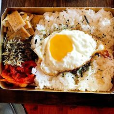 Bento Box from Sura Hawaii -  #imenehunes #food #SuraHawaii #Korean #bentobox #delicious #yummy #hawaiisbestkitchens #hawaiirestaurants #japanesefood