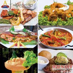 Angus Brangus Parrilla Bar  es un restaurante especializado en gastronomía internacional, con preparaciones en: carnes, pescados, paellas y mariscos. Disfruta del 20% de descuento con Pasaporte Vip  .   Reservas: 2321632 - 310 7006602. http://www.angusbrangus.com.co/alianzasydescuentos/ Cra. 42 # 34 - 15 / Vía las Palmas.  #restaurantesmedellin #AngusBrangus #parrilla #medellíntown #medellíncity #restaurantesrecomendados #delicioso #foodlovers #quehacerenmedellin #dondecomerenmedellin…
