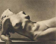 "amazingly daring vintage erotica: 1935 William Mortensen ""Fragment"""