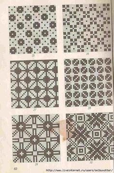 Estonian patterns - That's It Knitting Charts, Knitting Stitches, Knitting Designs, Knitting Projects, Cross Stitch Patterns, Knitting Patterns, Crochet Patterns, Crochet Chart, Filet Crochet