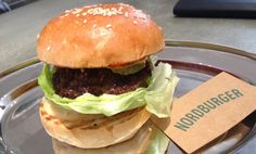 EATDRINK - Nordburger - Five Thousand