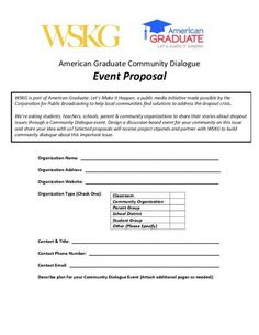 WSKG is seeking proposals from students, teachers, school, parent & community organizations to share their stories about dropout issues through a Community Dialogue event.