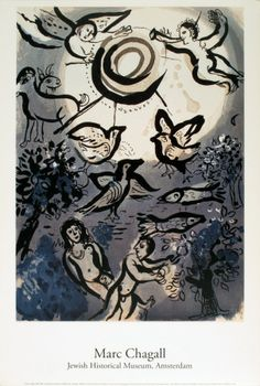 Creation by Marc Chagall. Art print from Art.com.