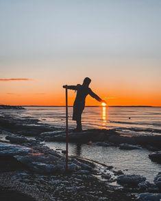 Pole dancing with the Arctic sun. 🌞💃 - - -  #finland4seasons #ourfinland #visitfinland #visitjyväskylä #lakeview #nature #naturelovers #naturephotography #beautyofsuomi #suomiretki #luontokuva #luonto #birdstagram #artofvisuals #instanature #instagood #instanaturelover #suomi #nature_brilliance #finland_photolovers #luontoonfi #luontokuva #discoverfinland  #pmgridchallenge Lake View, Pole Dancing, Arctic, Finland, Nature Photography, Dance, Celestial, Sunset, Outdoor