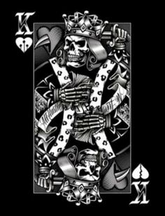 King of Hearts Death card - See this image on Photobucket.