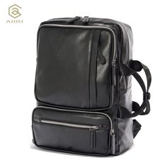 f72fb3480b AHRI Mens Business Casual Backpack