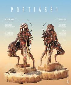 Concept Art: Portia 581 - Digital ArtCoolvibe – Digital Art