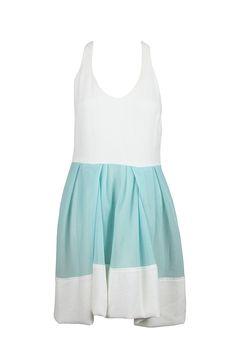 794a0a681470a0 3.1 Phillip Lim Womens Sleeveless Mesh Skirt Dress