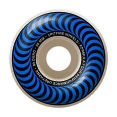 feb1a14e4ce Spitfire Wheels  br  Spitfire Formula Four Classic 99 Wheels  br  Blue 56mm