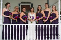 Purple Wedding Colors   Maine Wedding on Peaks Island Maine Photographer | Portland Photo Company    #PeaksIslandWedding #PeaksIslandWedding Photographer #weddingphotographer #weddingsinmaine