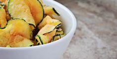 Squash chips | Sunt og godt