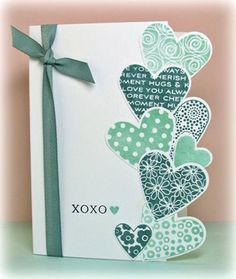 greeting-card-ideas-handmade-valentines-day-cards-greeting-card-making-ideas-for-teachers. Envelopes, Tarjetas Diy, Valentine Day Cards, Valentine Ideas, Valentines For Kids, Handmade Valentines Cards, Homemade Valentine Cards, Valentines Flowers, Heart Cards