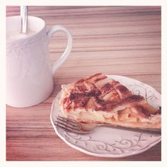DIY: French Apple pie