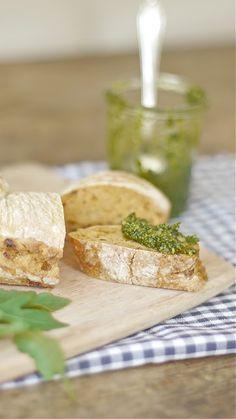 Macadamia-Rucola Pesto