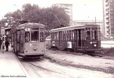Tram vecchia Milano