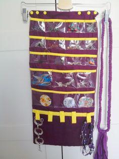 Organizador joyas   tutorial