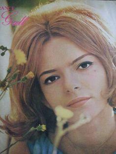 超珍品 フランスギャル 初来日時のツアーパンフレット 1966_画像1
