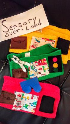 @NoNoncentsNanna Sneak Peak Basic Build a Car Pockets?  $3 with 25 felt shapes and more. UR 1st impression is...