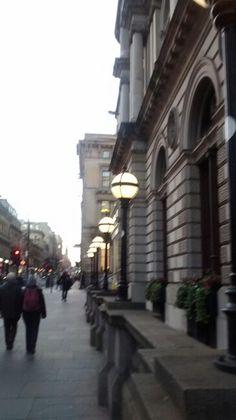 Iluminação Glasgow/ UK 01/2017