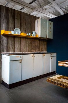 Vintage kitchen at P