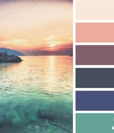 it is appropriate to apply this colour palette for a room