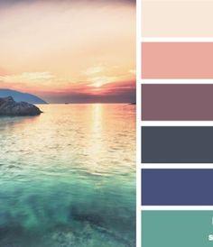 Design Sponge Color Of The Day Poster Indigo Colors Pinterest