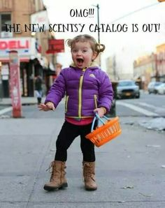 New Scentsy catalog! www.avh.scentsy.us