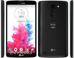 LG G Vista (4G LTE) for Verizon Leaks; Variant of the LG G Pro 2